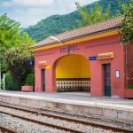 Gare de Sospel